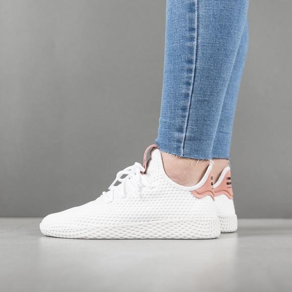 96aa4561b Adidas x Pharrell Williams Tennis Hu Sneakers